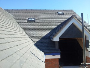 Roofer in Worcester