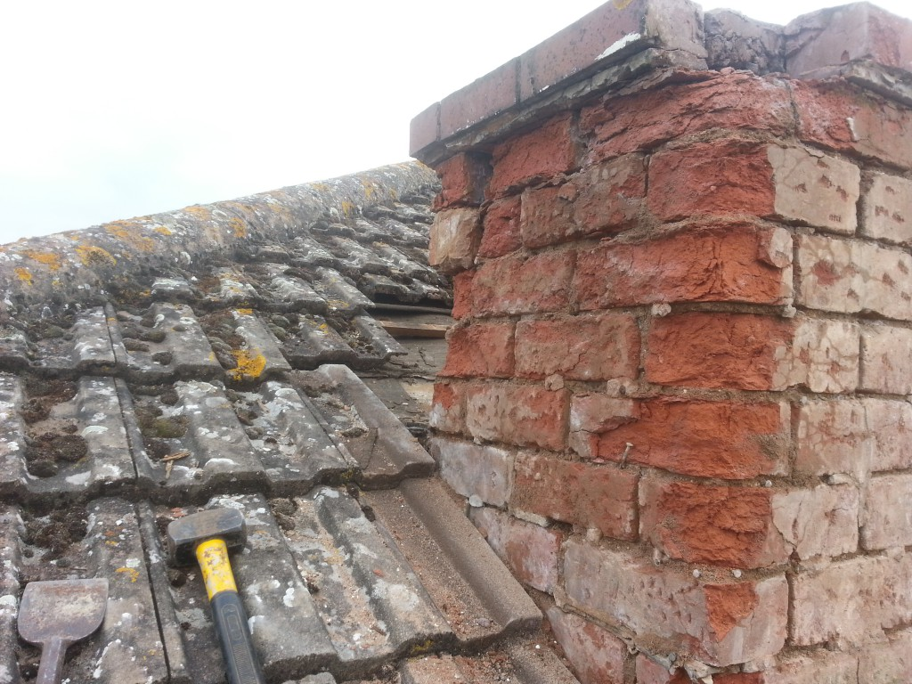 Chimney Repairs Maintenance And Removal Roofers