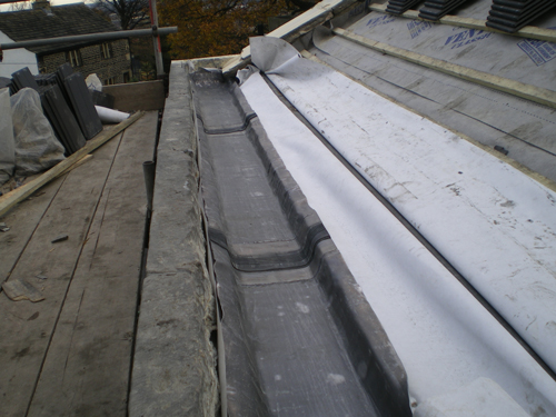Lead Repairs For The Competent Home Owner Roofers