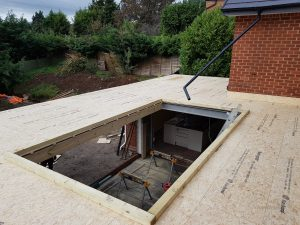 Flat roofing worcester