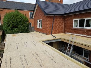 roofers flat worcester