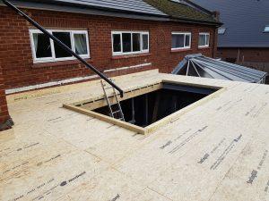 flat roofing malvern