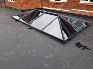 EPDM roofing Worcester